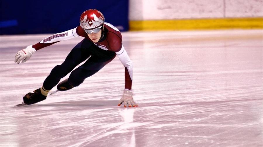 """走近冬奧 彎道瞬間加速!看這項""""黑科技""""如何助力冬奧速度滑冰"""