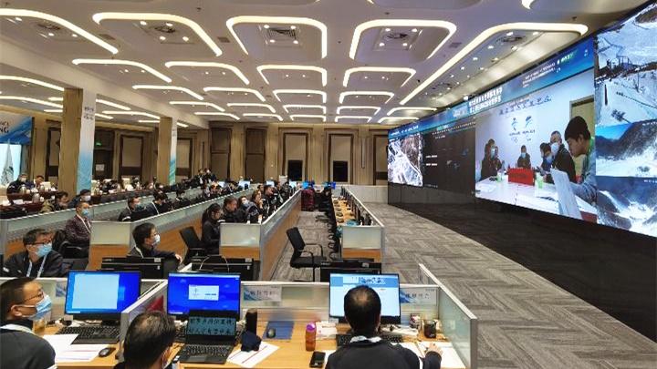 """走近冬奧 2022前最後一個雪季,北京冬奧會終于迎來""""實戰演習"""""""
