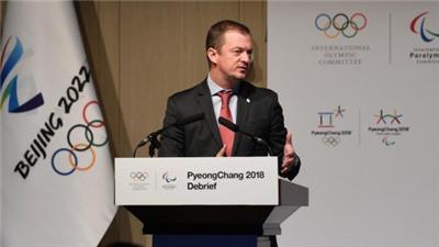 走近冬奧 北京冬殘奧會將給全世界帶來驚喜——訪國際殘奧委會主席帕森斯