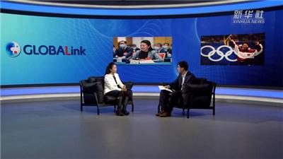 全球連線·全球名人訪 楊揚:有信心安全辦好北京冬奧會