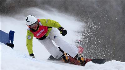 走近冬奧|全國單板滑雪平行項目冠軍賽落幕