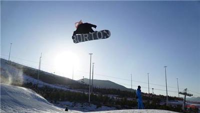 全國單板滑雪大跳臺和坡面障礙技巧錦標賽落幕