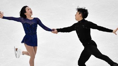 花滑世錦賽中國隊收獲一銀 奧運門票暫拿5張