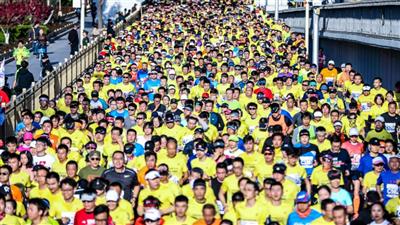 2021北京半程馬拉松4月24日正式起跑