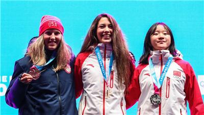 全球連線|谷愛淩:北京冬奧有特殊意義 願推動中國冰雪運動發展