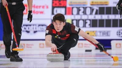走近冬奧 | 男子冰壺世錦賽次日:中國隊兩戰皆負急求一勝