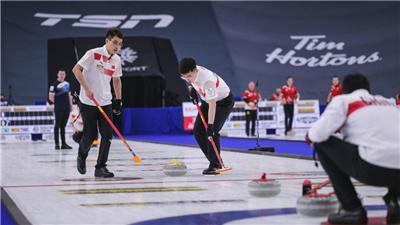 走近冬奧 男子冰壺世錦賽中國隊遭遇連敗