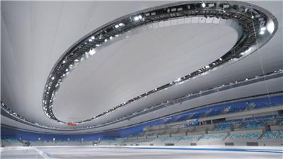 """國家速滑館運行團隊主任:相信""""平原上最快的冰""""總有一天會實現"""