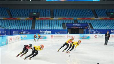 """對標冬奧 應測盡測——打贏冬奧測試""""大練冰"""""""