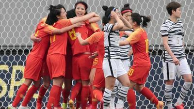 體育時評:摧堅決勝 看我中國女足