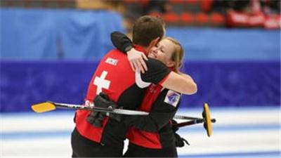 混雙冰壺世錦賽中國隊首戰告負