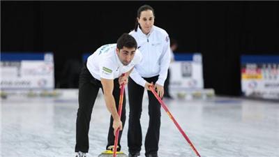 冰壺混雙世錦賽決出北京冬奧會六席歸屬