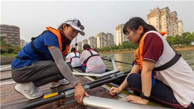 賽艇運動進校園