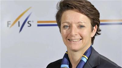 莎拉·劉易斯:為北京冬奧會即將創造的紀錄興奮