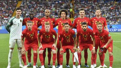比利時隊公布歐錦賽大名單