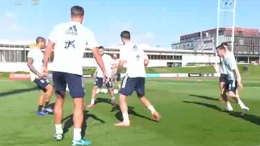三名球員歸隊 西班牙隊馬德裏集訓