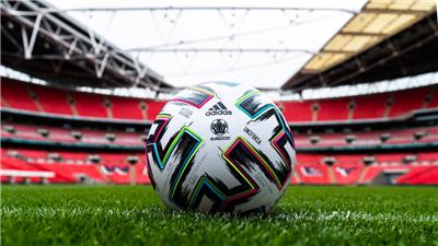 2020歐錦賽官方比賽用球——Uniforia