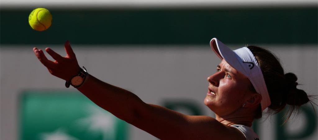法網:克雷吉茨科娃晉級決賽