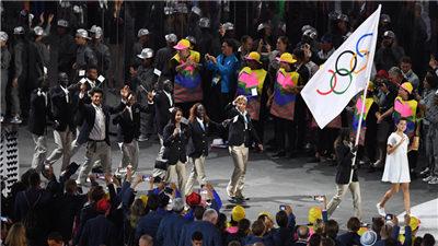 """讓難民選手""""留下烙印""""——前射擊奧運冠軍的新夢想"""