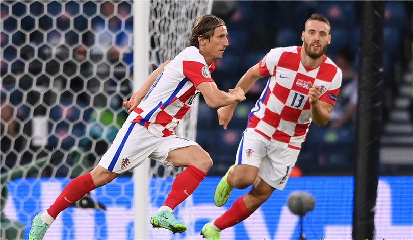 歐錦賽:克羅地亞隊晉級16強