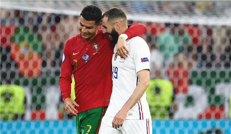 歐錦賽:葡萄牙戰平法國 攜手晉級16強
