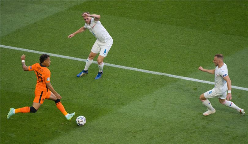 歐錦賽:捷克淘汰荷蘭晉級八強