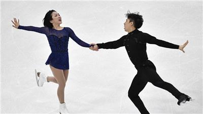 隋文靜/韓聰將出戰2021/22賽季花滑大獎賽加拿大站和中國站