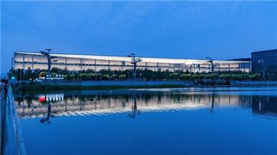 北京冬奧會和冬殘奧會主媒體中心完工