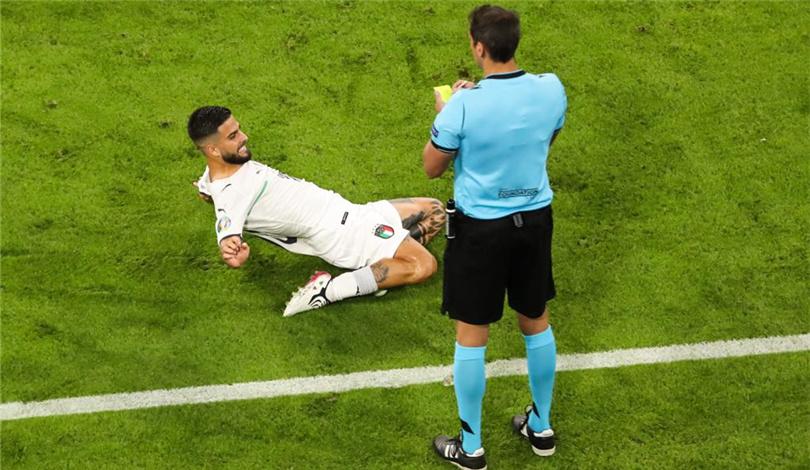 歐錦賽:意大利隊晉級四強
