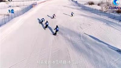 全球連線丨冬奧公益大講堂:冰雪運動的朝陽(下)