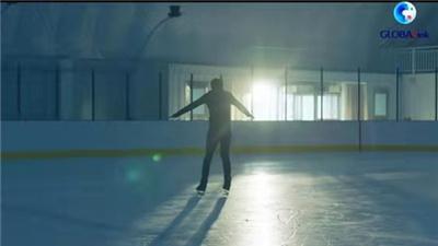 全球連線丨冬奧公益大講堂:冰上運動的旋律(上)