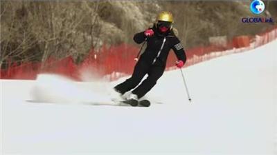 """全球連線丨冬奧公益大講堂:雪場上的""""神兵天降"""""""