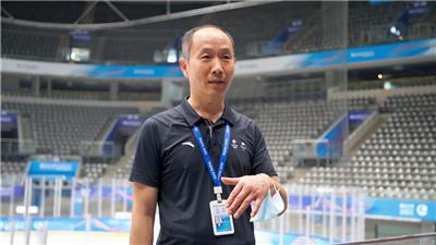 走近冬奧 北京冬奧無障礙永久設施第二輪聯合檢查啟動