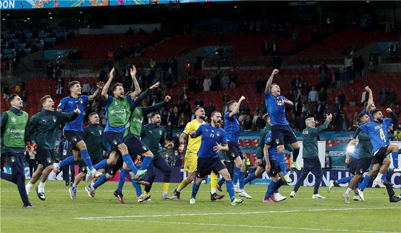 意大利挺進歐錦賽決賽