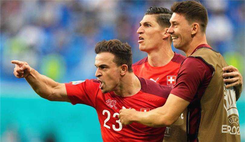 歐錦賽:西班牙隊晉級四強