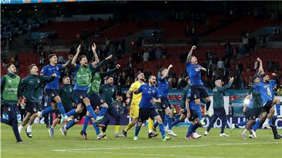 歐洲杯半決賽:點球大戰 意大利戰勝西班牙晉級決賽