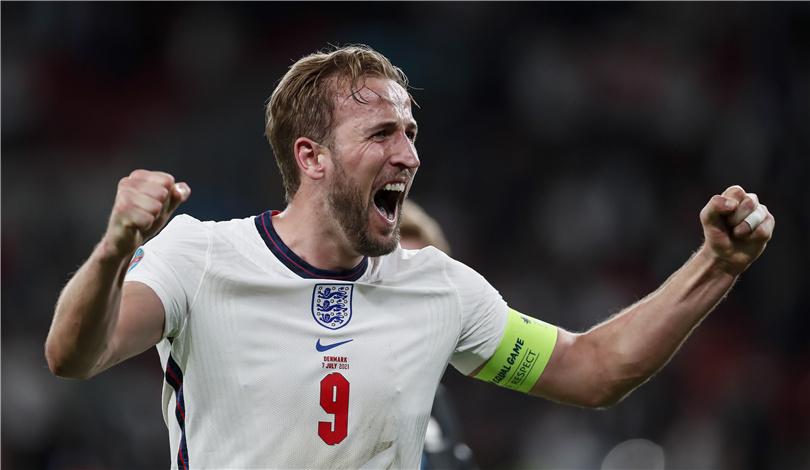 歐錦賽:英格蘭挺進決賽