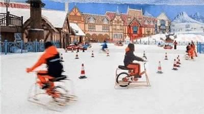 """走近冬奧 """"熱雪""""澎湃的暑假"""