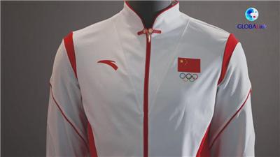 全球連線丨冬奧腳步·冠軍龍服 一眼中國