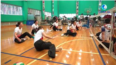 全球連線 | 中國坐式女排劍指東京