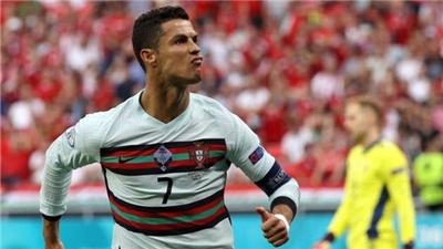 C羅:很自豪再度代表葡萄牙出戰