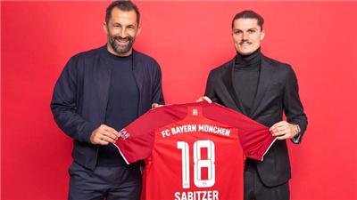 萊比錫隊長薩比策加盟拜仁