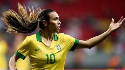 巴西女足宣布奧運會後新一屆國家隊名單