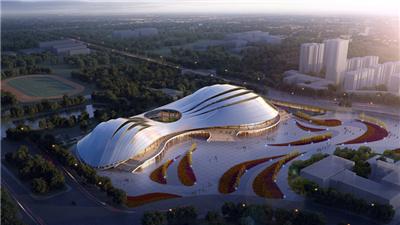 陜西奧體中心體育館