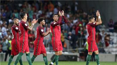世預賽:C羅失點後讀秒絕殺 葡萄牙逆轉愛爾蘭