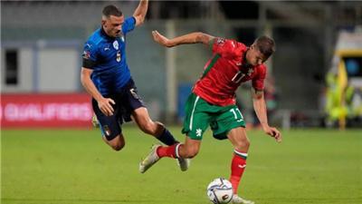 世預賽:意大利隊遭保加利亞隊逼平 平國家隊不敗紀錄