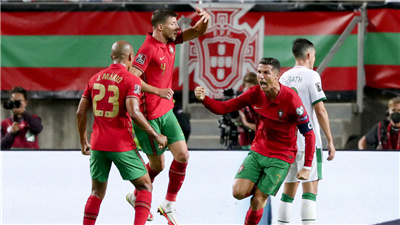 累計黃牌停賽 C羅提前離開葡萄牙國家隊