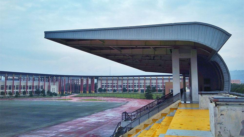 寶雞職業技術學院足球場