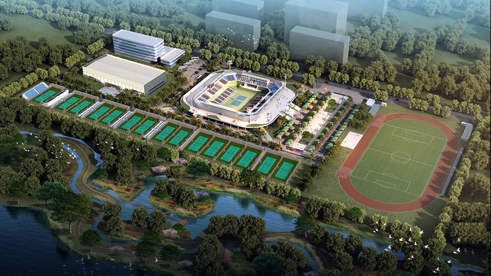 楊淩網球中心