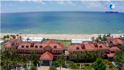 全球連線 | 全運會衝浪決賽在海南萬寧開幕